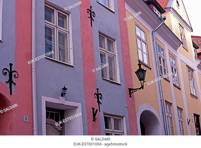 Tallinn, old city, Estonia
