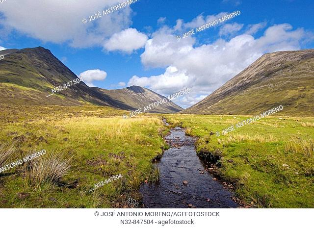 Cuillins Hills, Isle of Skye, Western Highlands, Scotland, U K, Europe