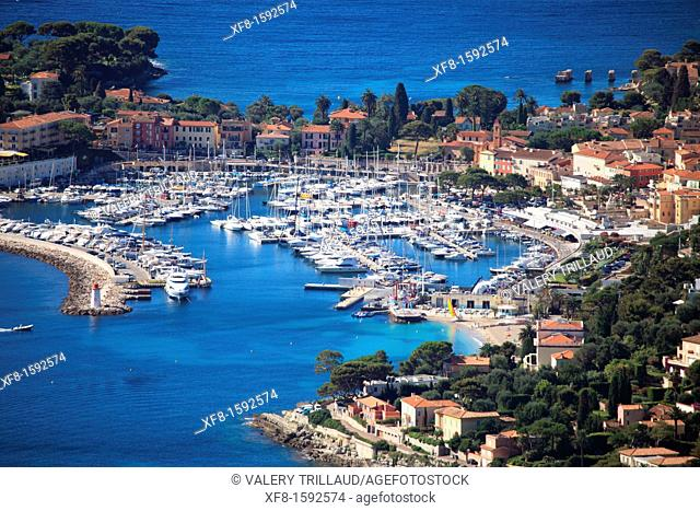 Saint Jean Cap Ferrat, Alpes-Maritimes, French Riviera, Côte d'Azur, France, Europe