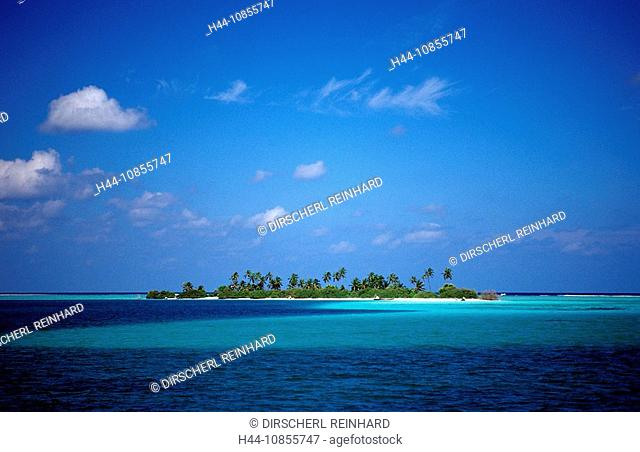 10855747, Maldives, Indian Ocean, Meemu Atoll, isl