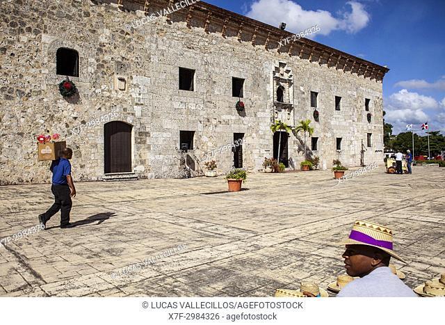 Museo de las casas reales,old city, Santo Domingo, Dominican Republic
