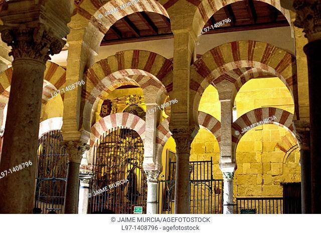 Great Mosque of Córdoba, la mezquita