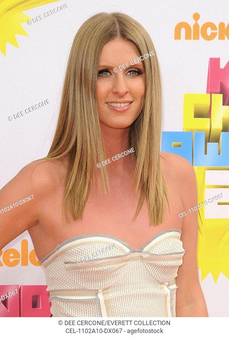 Nicky Hilton at arrivals for NICKELODEON'S 24th Annual Kids' Choice Awards - Arrivals, USC's Galen Center, Los Angeles, CA April 2, 2011