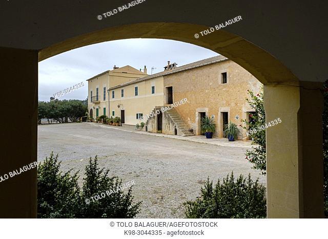 Can Alou, Felanitx, Mallorca, balearic islands, Spain