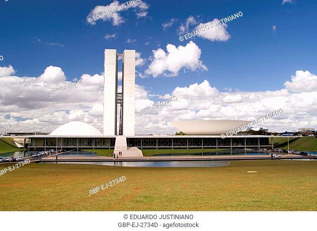 National Congress, Distrito Federal, Brasília, Brazil
