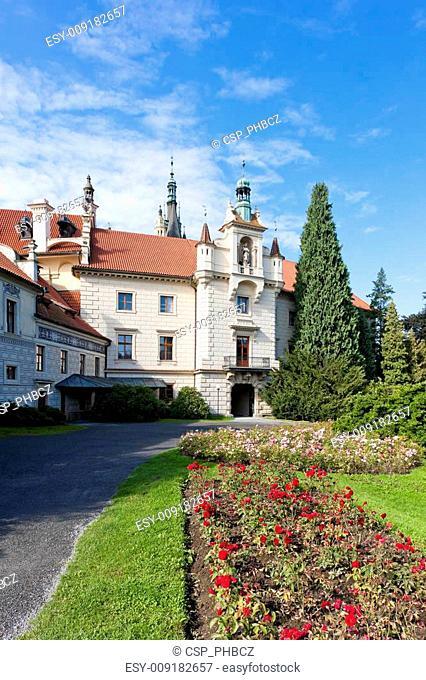 Pruhonice Palace, Czech Republic