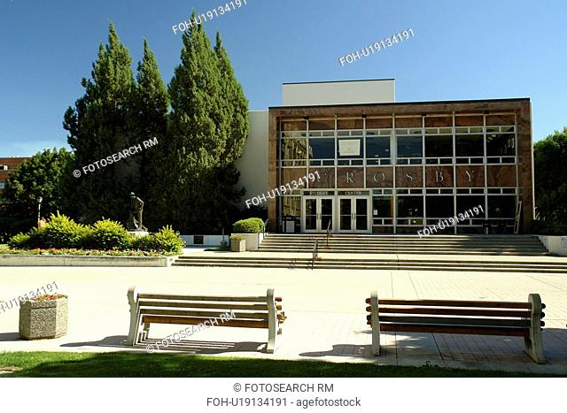 Spokane, WA, Washington, Gonzaga University, Crosby Student Center