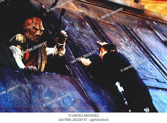 Rückkehr der Jedi-Ritter - Special Edition, Die / Harrison Ford / Star Wars: Episode VI - Return of the Jedi - Special Edition