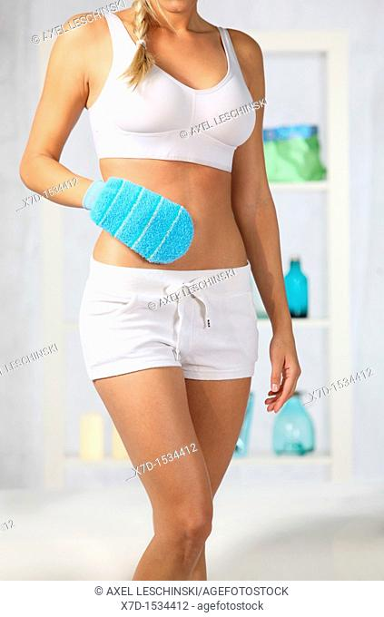 woman skin underwear