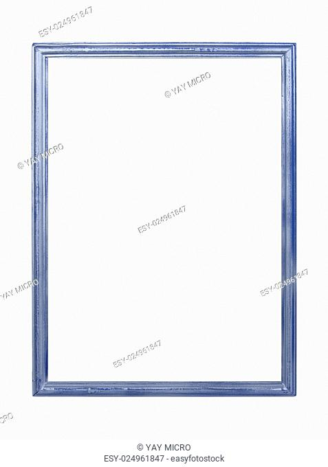 frame Isolated on white background with space for text