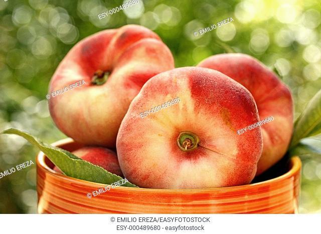 Paraguay peaches