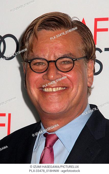 "Aaron Sorkin 11/16/2017 """"Molly's Game"""" AFI Fest 2017 Closing Night Presentation held at TCL Chinese Theater in Hollywood, CA"