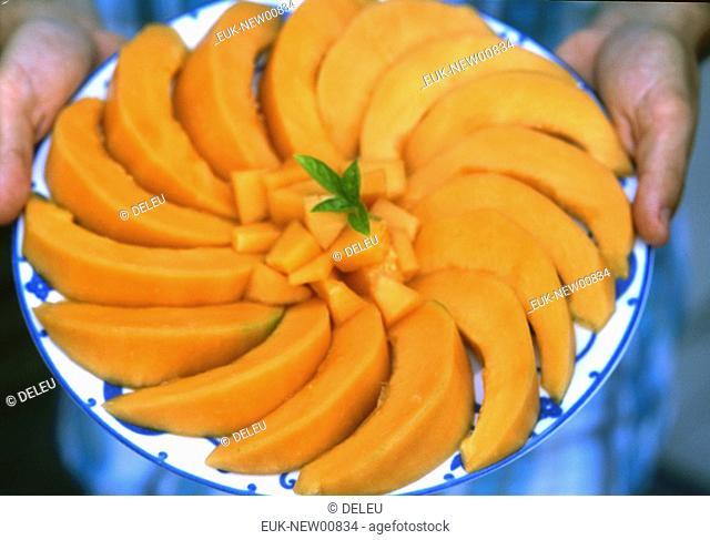 Melon of Cavaillon,France