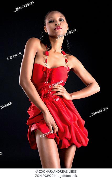 Rotes kleid pretty woman