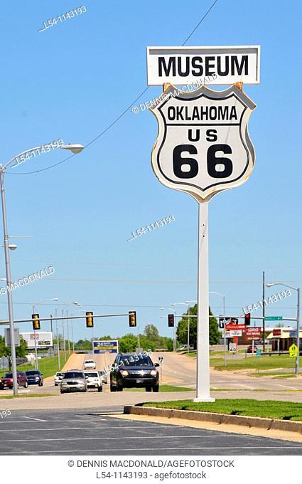 Route 66 Museum Clinton Oklahoma
