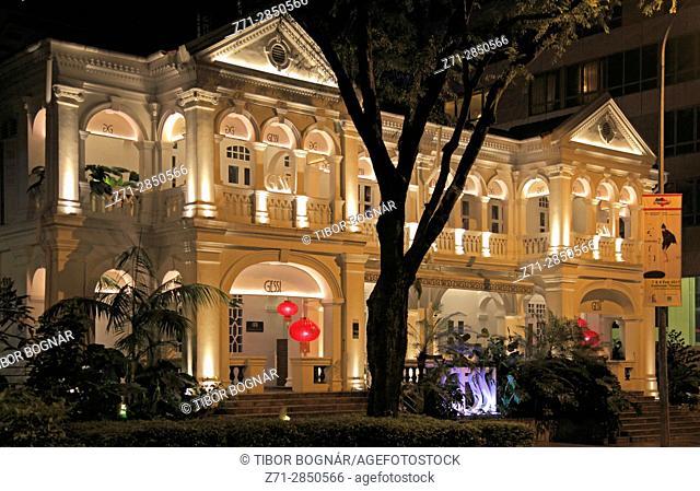 Singapore, Tan Yeok Nee House, historic monument,