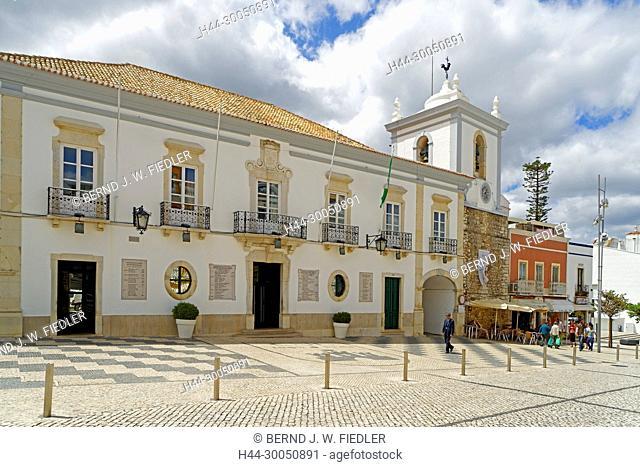 City hall, Loulé Portugal