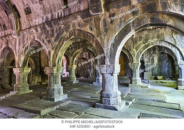Armenie, province de Lori, Eglise de Sanahin / Armenia, Mori province, Sanahin church