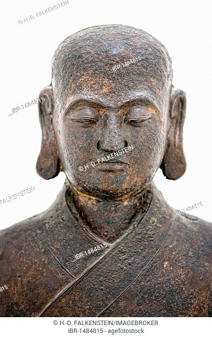 Buddha, Museum Island Hombroich musem, Neuss, Lower Rhine, North Rhine-Westphalia, Germany, Europe