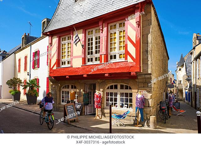 France, Loire-Atlantique, Le Croisic