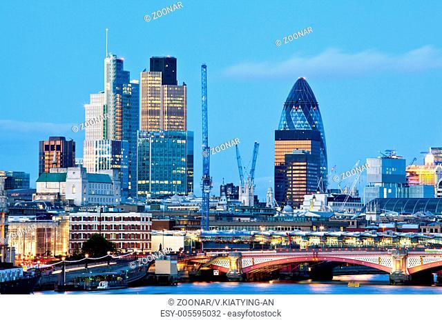 London Skylines