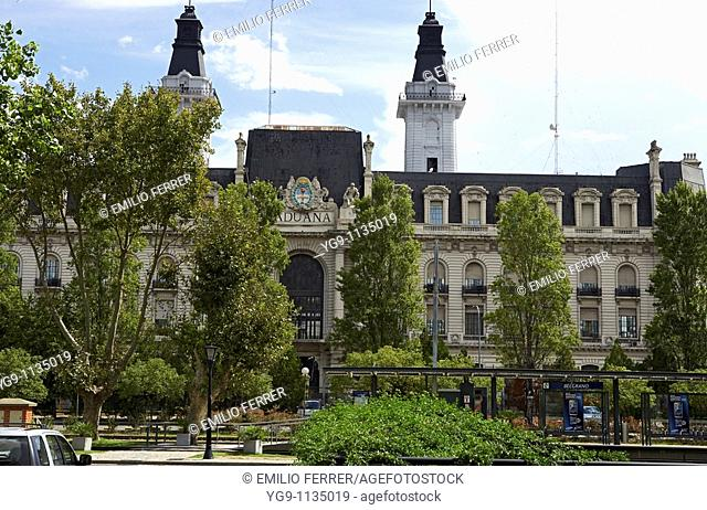 Customhouse in Buenos Aires  Argentina