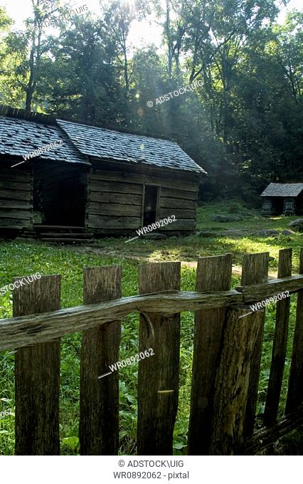 Ephraim Bales Place, Great Smoky Mtns NP, TN