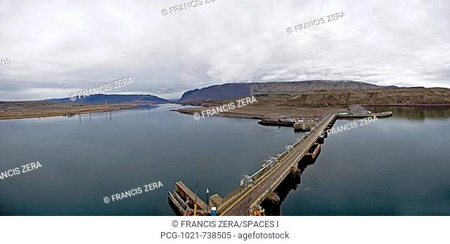 Resevoir Water and Dam