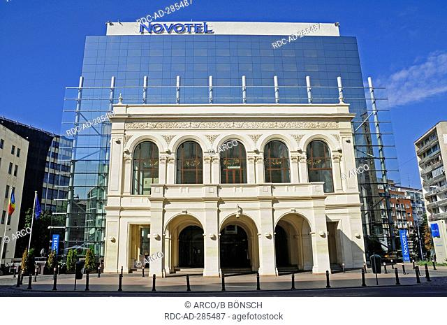 Novotel, Hotel, Bucharest, Romania