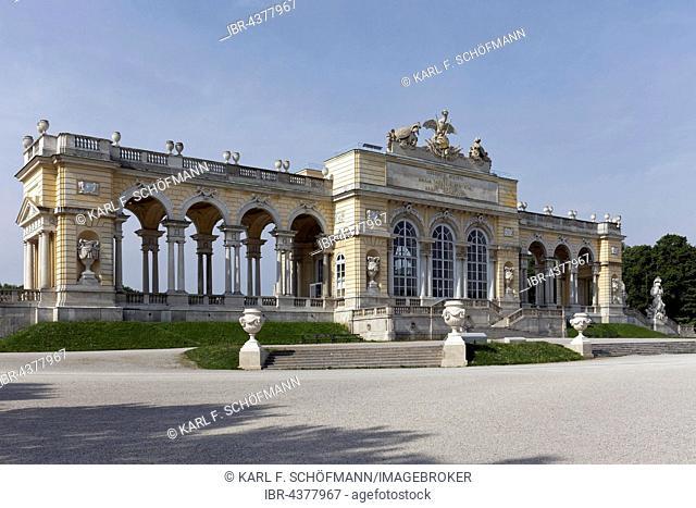 Gloriette, Schönbrunn Palace, Hietzing, Vienna, Austria