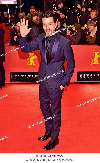 67th Berlinale International Film Festival - Opening ceremony (Eroeffnungsgala) at Berlinale Palast at Potsdamer Platz square