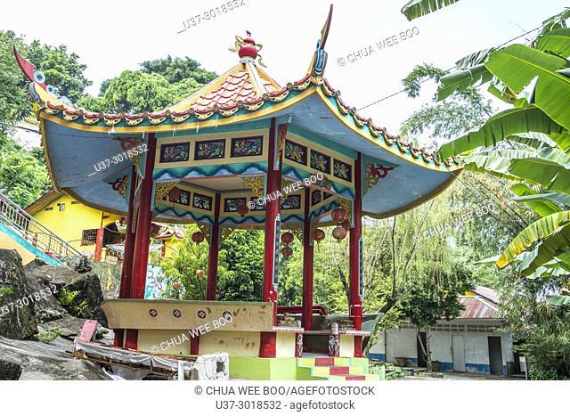Cung Jong Thai Pak Kung temple in Kota Pemangkat, West Kalimantan, Indonesia