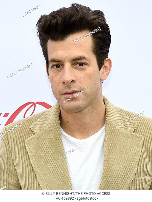 """Mark Ronson attends the 6th Annual """"""""Gold Meets Golden"""""""" Party Hosted by Nicole Kidman and Nadia Comaneci at The House On Sunset in Hollywood January 5, 2019"""