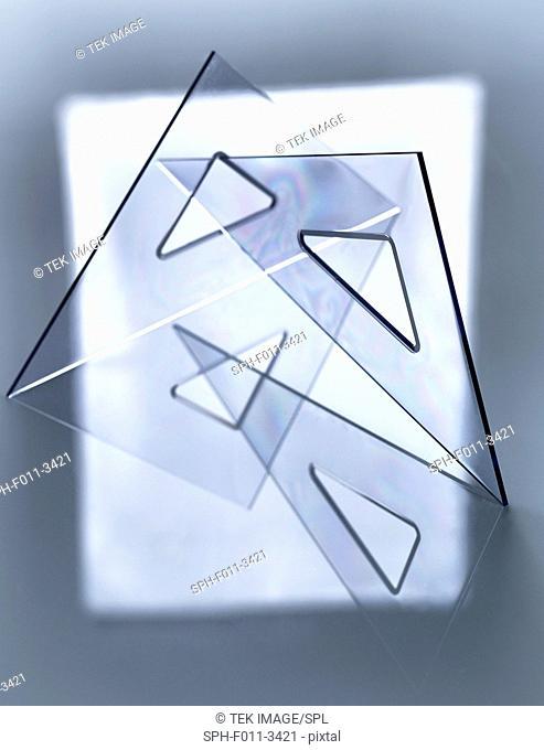 Geometry Set, Two set squares