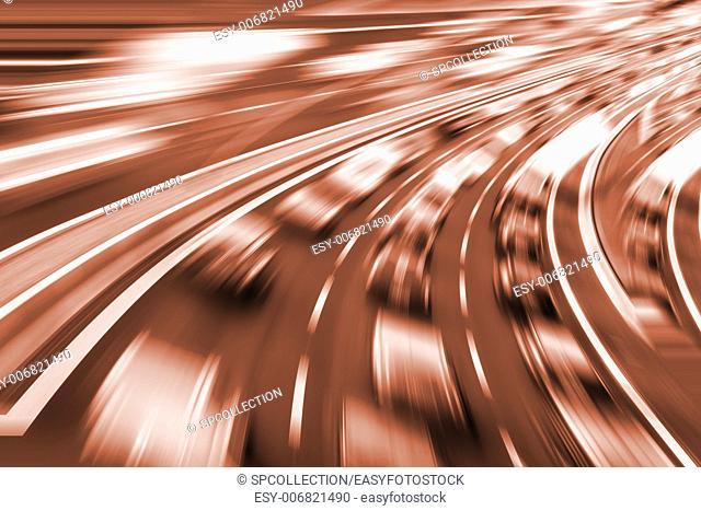 velocity on highway, data speed