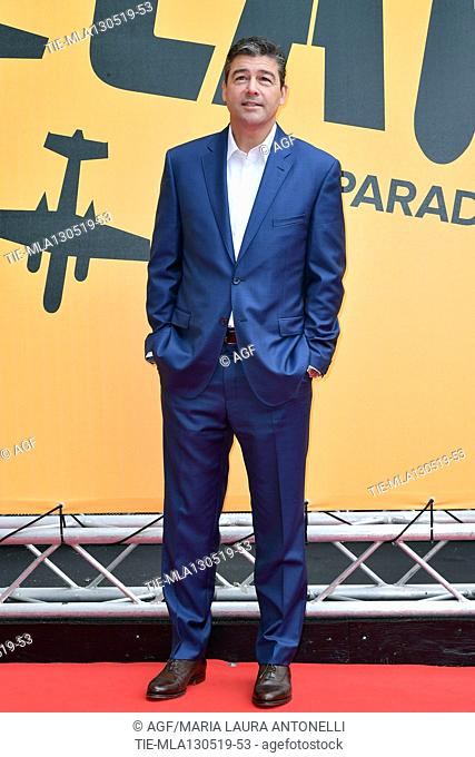 Kyle Chandler during 'Catch-22' TV show photocall, Rome, Italy - 13 May 2019