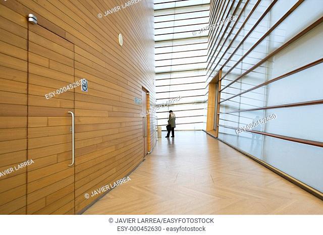 Kursaal Center, by Rafael Moneo. San Sebastián. Guipuzcoa. Spain