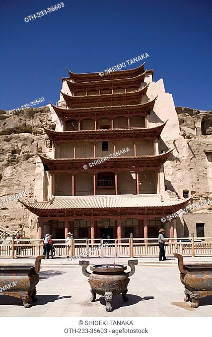 Mogao Caves, Dunhuang, China