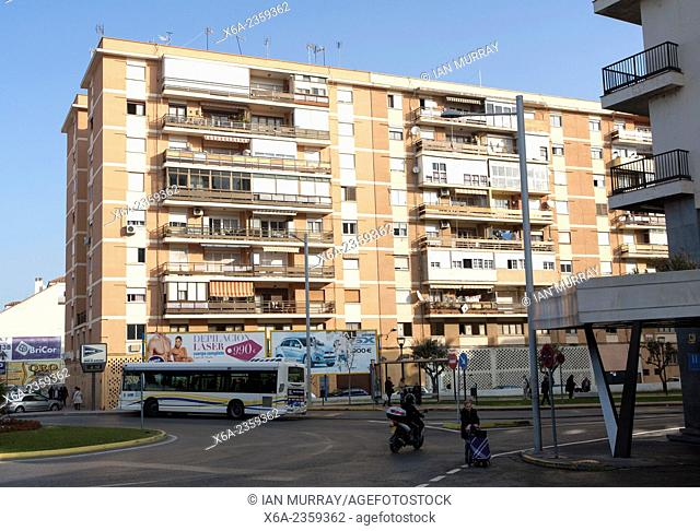 Apartment housing Algeciras, Spain