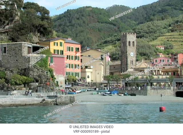 Italy Beach Town 4