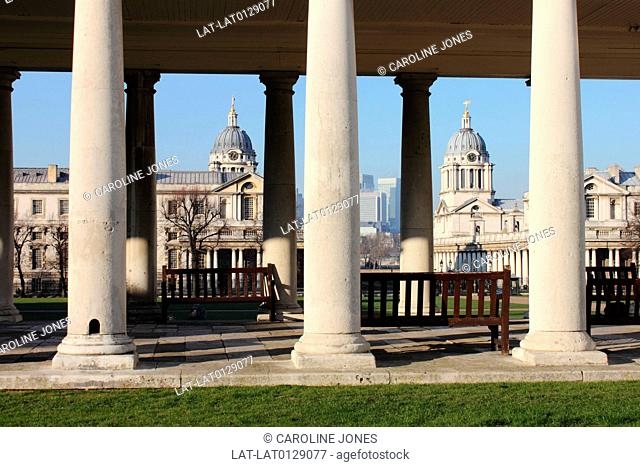 The Old Royal Naval College is at the heart of the Maritime Greenwich World Heritage Site. It is a building designed by Sir Christopher Wren
