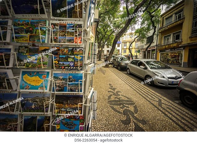 Postcards, Funchal, Madeira