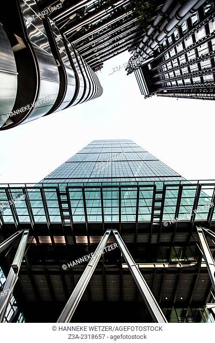 Leadenhall Building, 122 Leadenhall Street, London EC3V 4PE