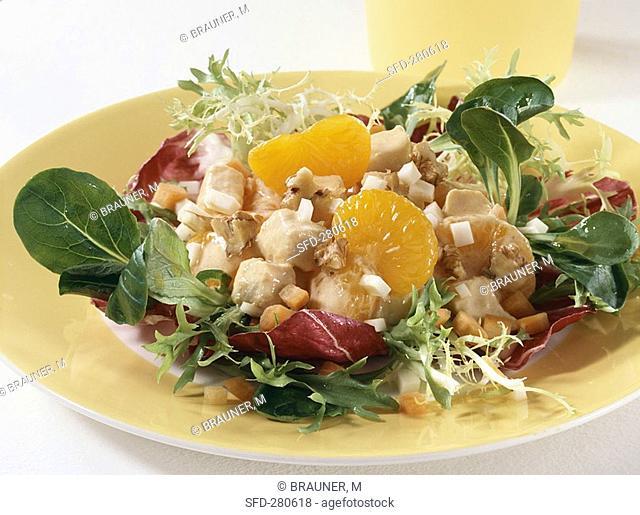 Poultry salad