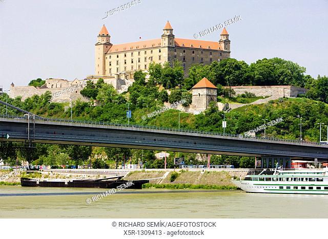 Bratislava Castle, Slovakia