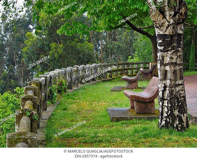 San Juan de Gaztelugatxe site. Bakio County. Bizkaia province. Euskadi, Basque Country. Spain