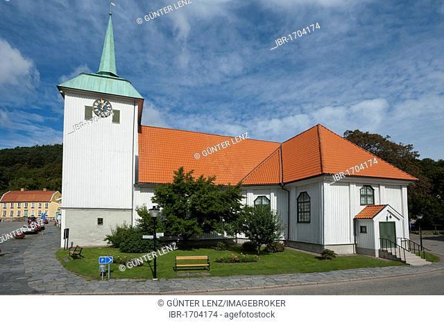 Kungaelvs Church Kungaelv Vaestragoetaland County, Sweden, Europe