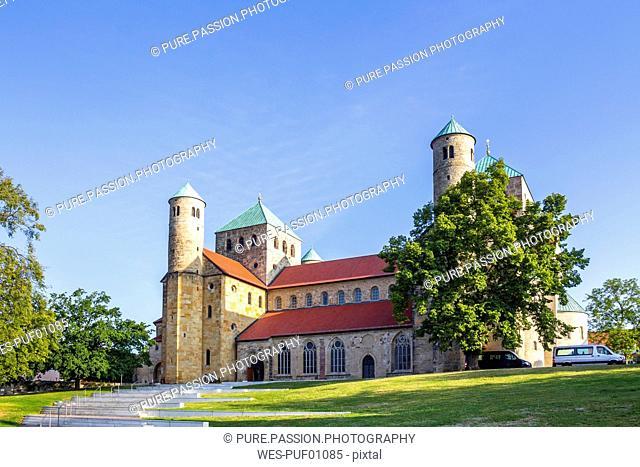 Germany, Hildesheim, St. Michael's Church