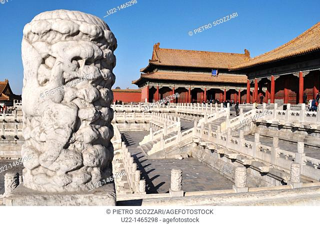 Beijing (China): the Forbidden City