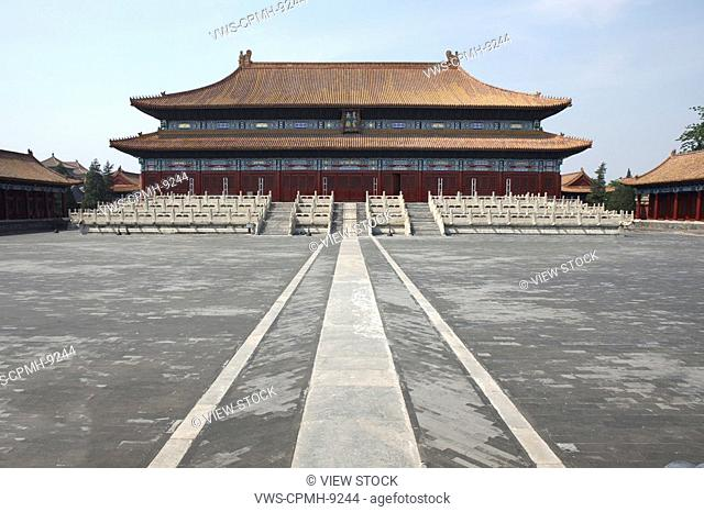 The Imperial Palace,Beijing China